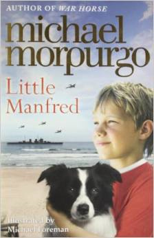 Little Manfred Book Cover