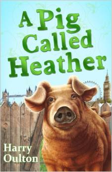 A Pig called Heather Book Cover