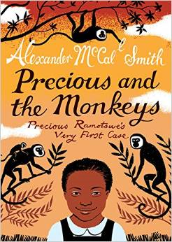 Precious and the Monkeys Book Cover