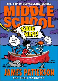 Middle School – Save Rafe! Book Cover
