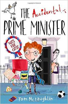 The Accidental Prime Minister Book Cover