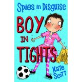 Boy in Tights Book Cover