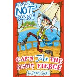 Cap'n John the (Slightly) Fierce Book Cover