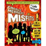 Charlie Merrick's Misfits in I'm a Nobody, Get Me Out of Here! Book Cover