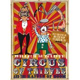Circus of Thieves and the Raffle of Doom Book Cover