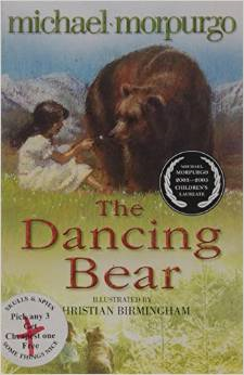 Review of The Dancing Bear Book Cover