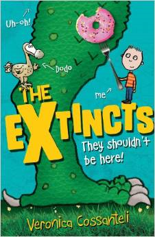 The Extincts Book Cover