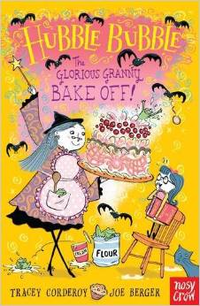 The Glorious Granny Bake Off! and Other Stories Book Cover