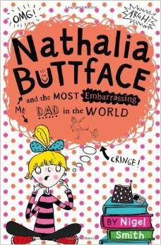 Nathalia Buttface Book Cover