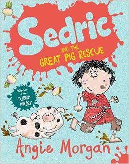 Sedric and the Great Pig Rescue Book Cover
