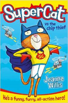 Supercat vs the Chip Thief Book Cover