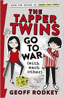 The Tapper Twins go to war Book Cover