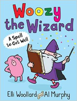 Woozy the Wizard Book Cover