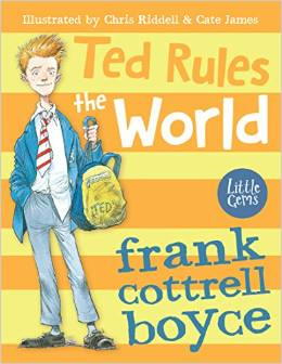 Ted Rules the World Book Cover