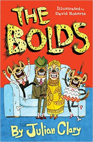 The Bolds Book Cover