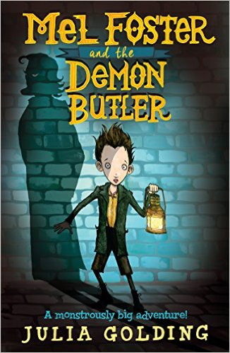 Mel Foster and the Demon Butler Book Cover