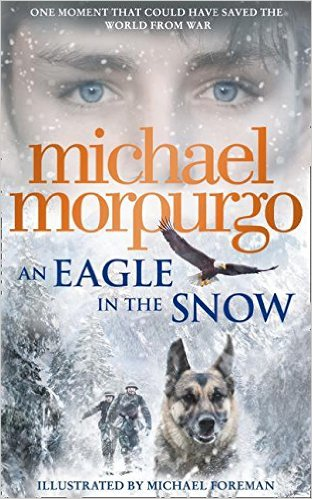 Eagle in the Snow Book Cover