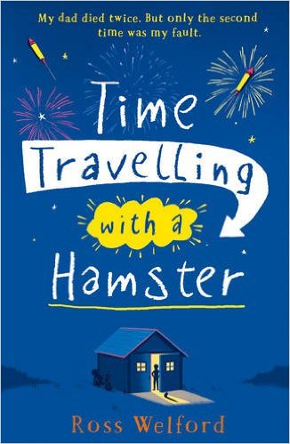 Time Travelling with a Hamster Book Cover