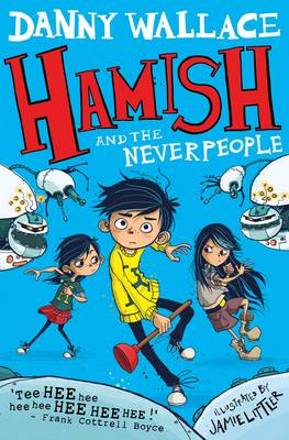 Hamish and the Neverpeople Book Cover