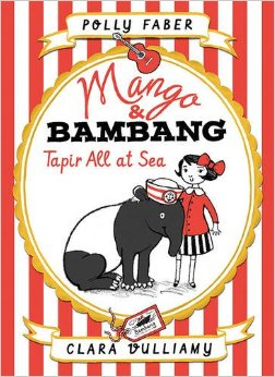 Mango & Bambang – Tapir all at Sea Book Cover