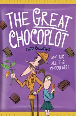 The Great Chocoplot Book Cover