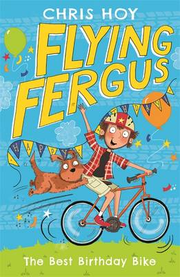 Flying Fergus - The Best Birthday Bike Book Cover