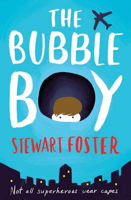 Bubble Boy Book Cover