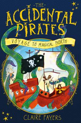 The Accidental Pirates Book Cover