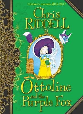 Ottoline and the Purple Fox Book Cover