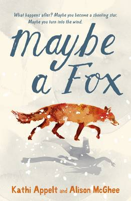 Maybe a Fox Book Cover