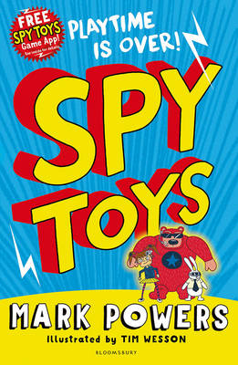 Spy Toys Book Cover