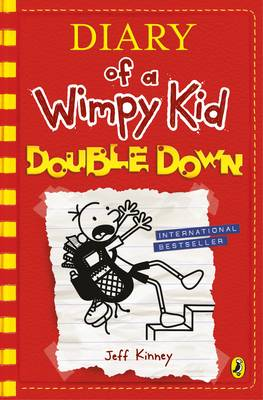 Diary of a Wimpy Kid - Double Down Book Cover