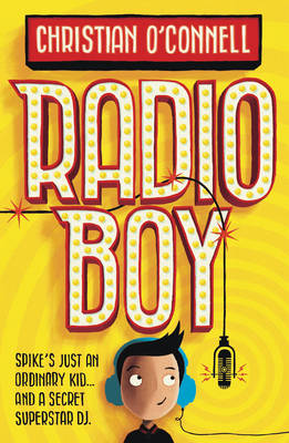 Radio Boy Book Cover