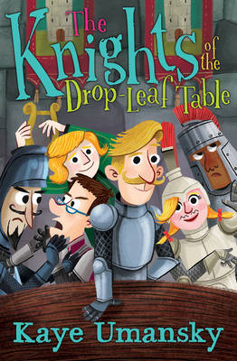 The Knights of the Drop-leaf Table Book Cover