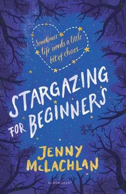 Stargazing for Beginners Book Cover