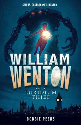 William Wenton and the Luridium Thief Book Cover