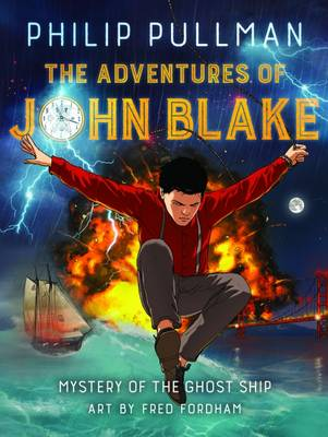 The Adventures of John Blake Book Cover