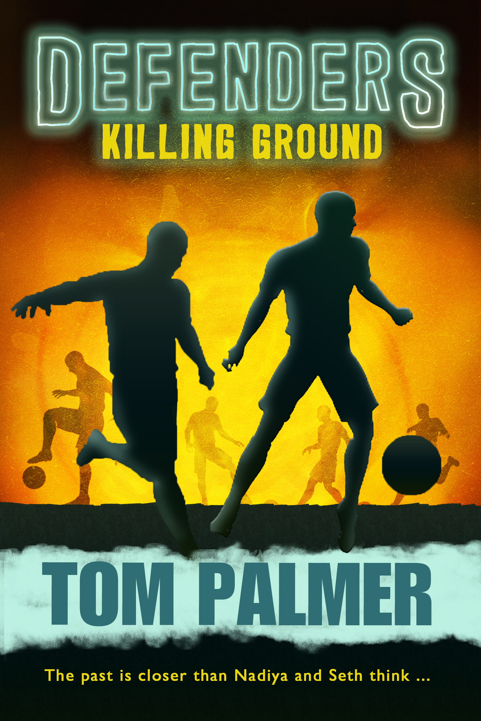 Defenders – Killing Ground Book Cover