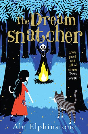 The Dreamsnatcher Book Cover