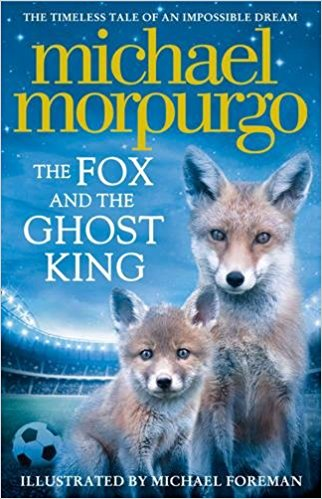 The Fox and the Ghost King Book Cover