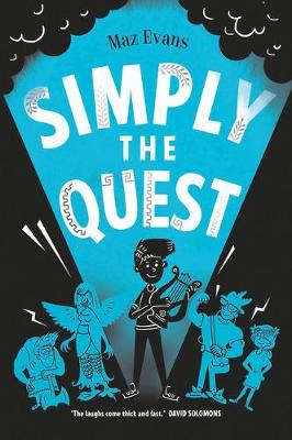 Simply The Quest Book Cover
