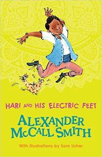 Hari and his electric feet Book Cover