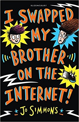 I swapped my brother on the Internet Book Cover