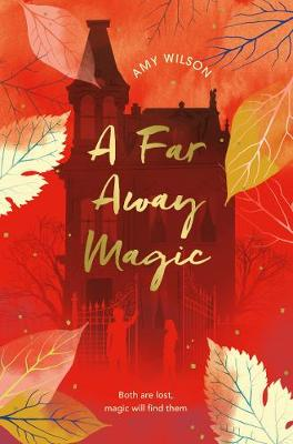 A Far Away Magic Book Cover