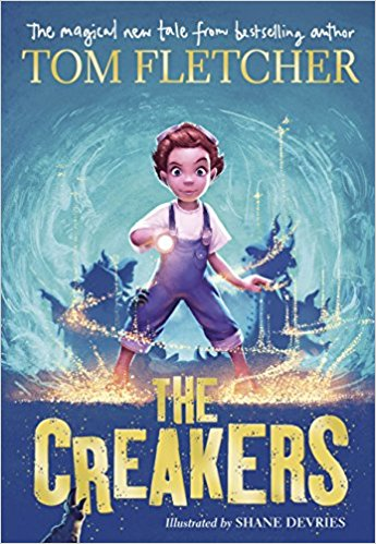 The Creakers Book Cover