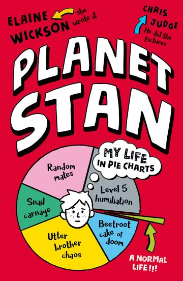 Planet Stan Book Cover