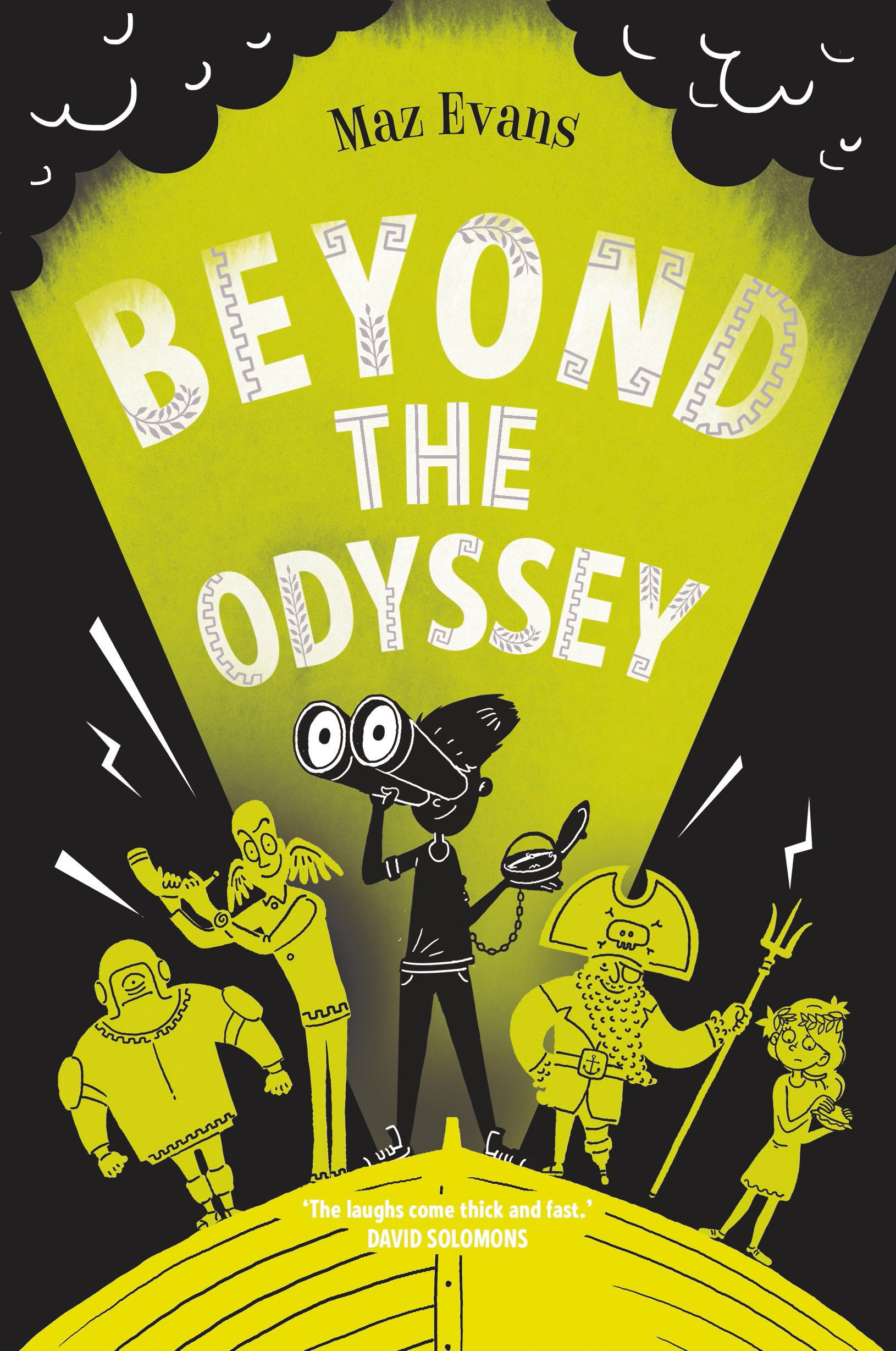 Beyond The Odyssey Book Cover