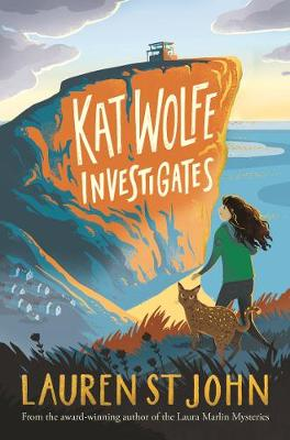 Kat Wolfe Investigates Book Cover