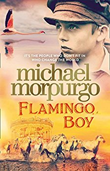 Flamingo Boy Book Cover