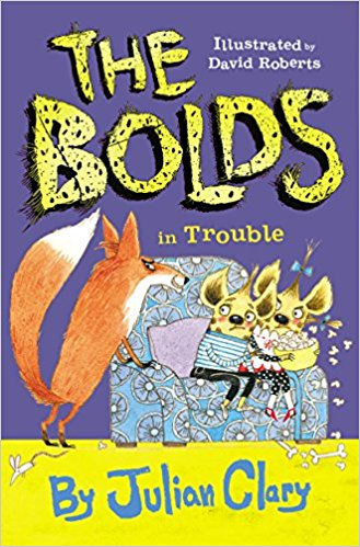 The Bolds in Trouble Book Cover
